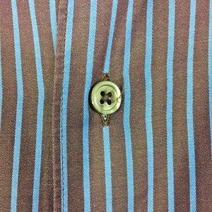 Ermenegildo Zegna Shirts - Ermenegildo Zegna Men's Dress Shirt Italy Size L